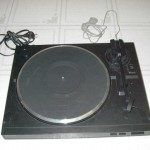 "Could be a ""usual"" turntable"